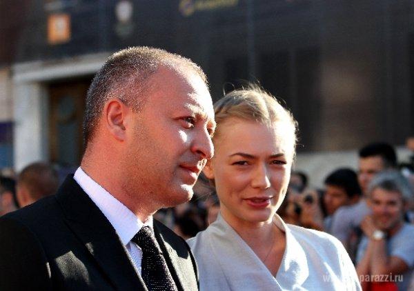 Оксана Акиньшина и Арчил
