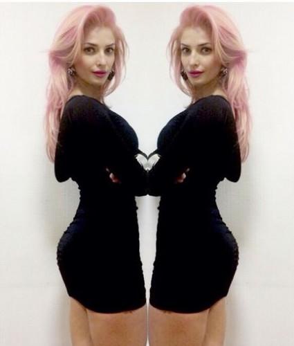 Татьяна Котова похвасталась новым цветом волос