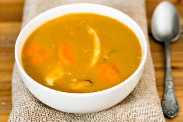 простой рецепт супа с шампиньонами