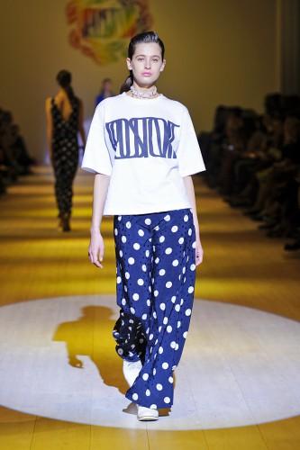 9 октября Лилия Пустовит открыла своим показом Ukrainian Fashion Week
