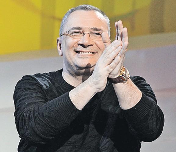 Константин Меладзе – продюсер и основатель группы ВИА Гра