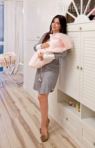 Рождение дочери у Ани Лорак стало одним из самых важных событий для украинцев в 2011