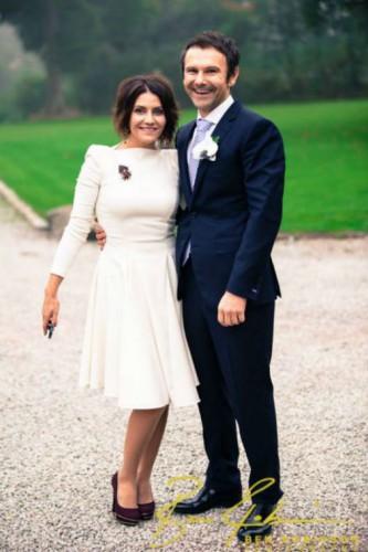Святослав Вакарчук погулял на свадьбе со своей гражданской женой
