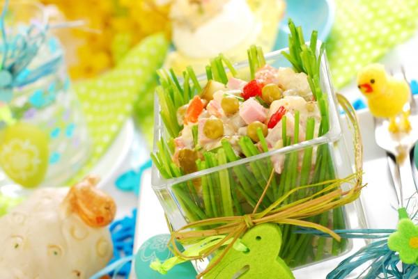 Салат к пасхальному столу 2013 shutterstock com
