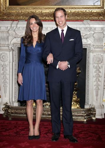Помолвка Кейт Миддлтон и принца Уильяма поженились: Вспоминаем, как это было