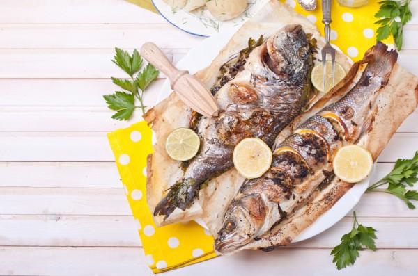 Новогодние рецепты 2017: запеченная рыба