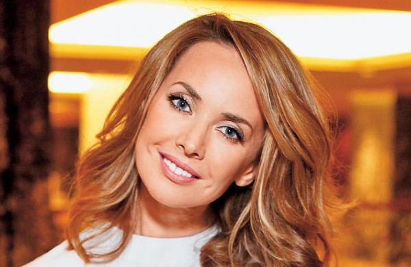 Российская певица Жанна Фриске