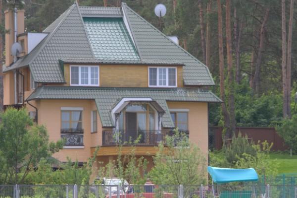 Дом Константина Меладзе в Украинке