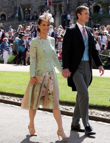 Пиппа Миддлтон с мужем фото