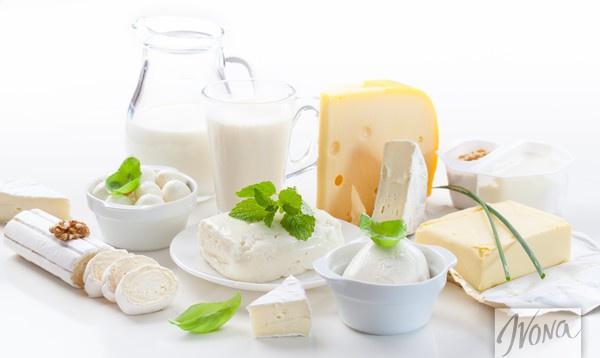 Молочные продукты снижают давление