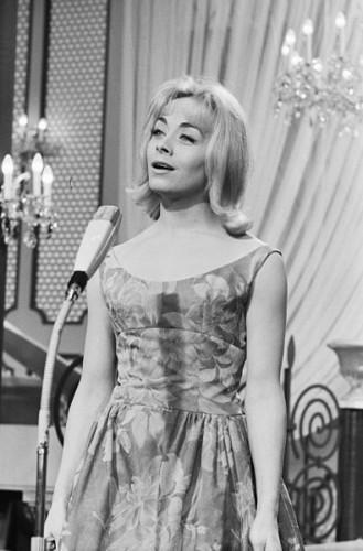 Изабель Обре – победитель Евровидения 1962 года