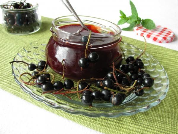 Бабушкин рецепт варенья из черной смородины