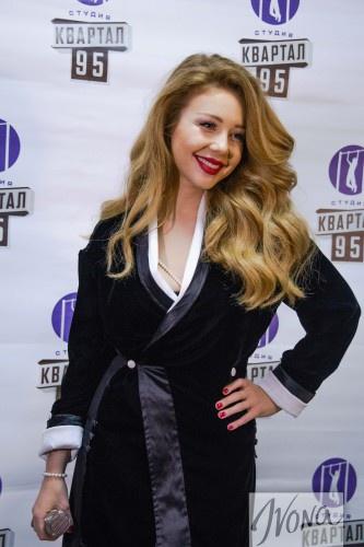 Украинская певица Тина Кароль