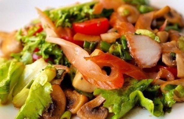 Салат с грибами ... - russianfood.com