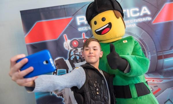 STEM-фестиваль Robotica фото