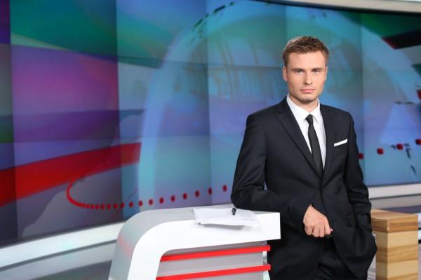У телеканала 1+1 новый телеведущий