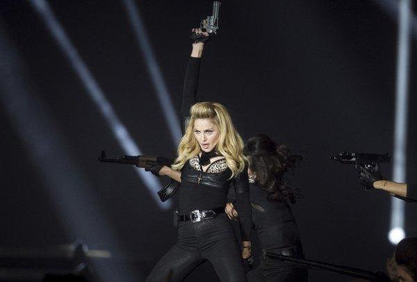 Концерт Мадонны не впечатлил Светлану Лободу