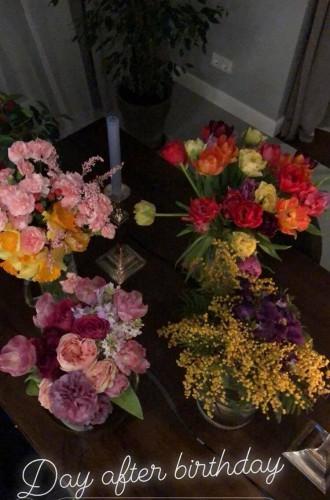 Цветы для Кати Осадчей фото
