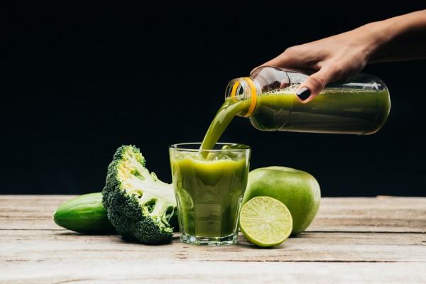 Зеленые соки фото