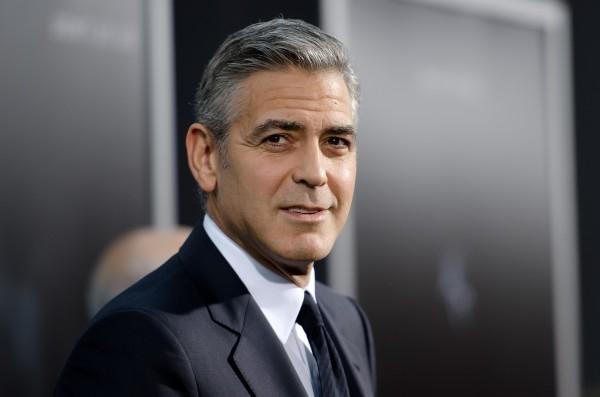 Голливудский актер Джордж Клуни
