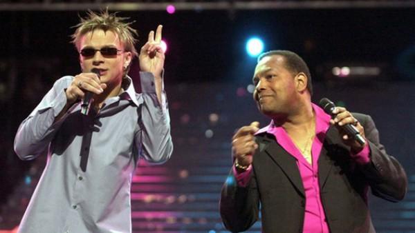 Танель Падар и Дэйв Бентон – победители Евровидения в 2001