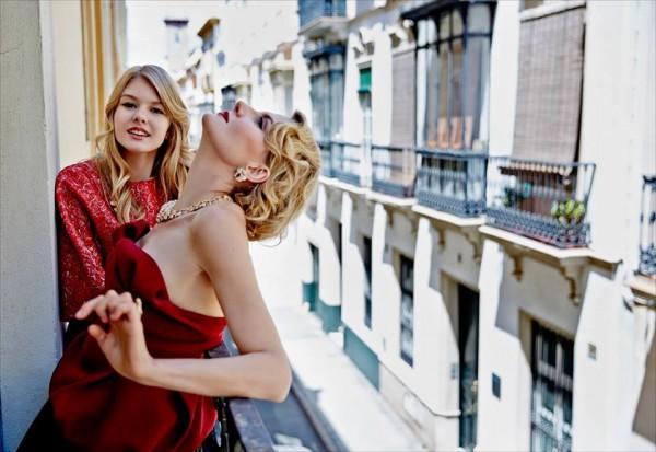 Рената Литвинова показала фото с дочерью