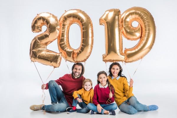 Официальные выходные и праздничные дни в Украине на Новый год 2019