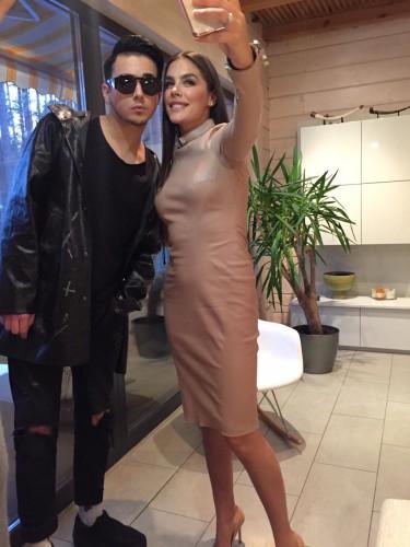 MELOVIN и Иванна Онуфрийчук