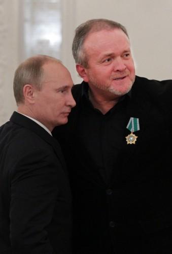 Олег Карамазин получил орден Дружбы