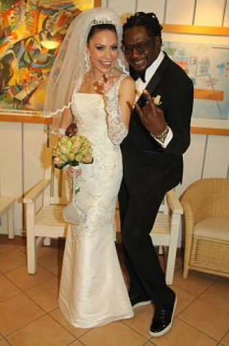 Первые фото со свадьбы Инусы уже попали в Сеть