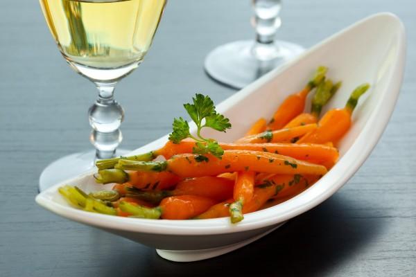 Карамелизированная морковь: рецепт
