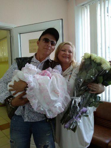 Иван Охлобыстин станет крестным отцом Варвары – дочери Светланы Пермяковой