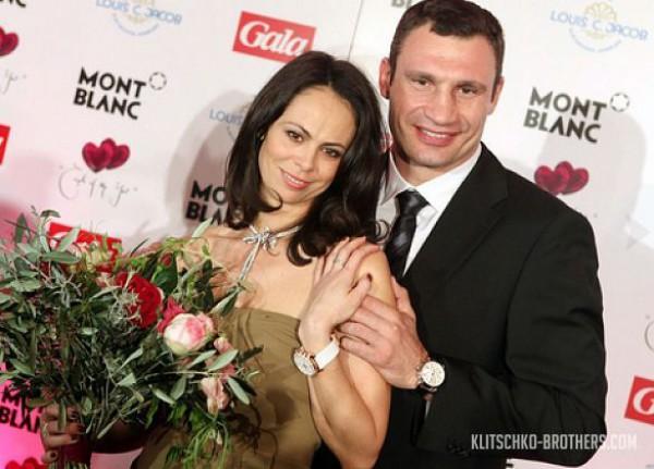 Счастливая чета – Наталья и Виталий Кличко