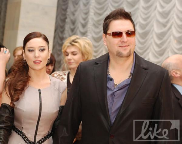 Алена Винницкая и Сергей Большой счастливы в супружеской жизни