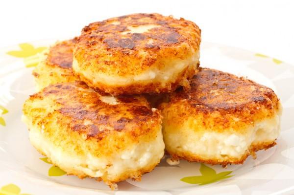 несладкие сырники рецепт