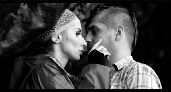 Муж Светланы Лободы Андрей Царь не ревновал ее во время романтический сцен в клипе 40 градусов