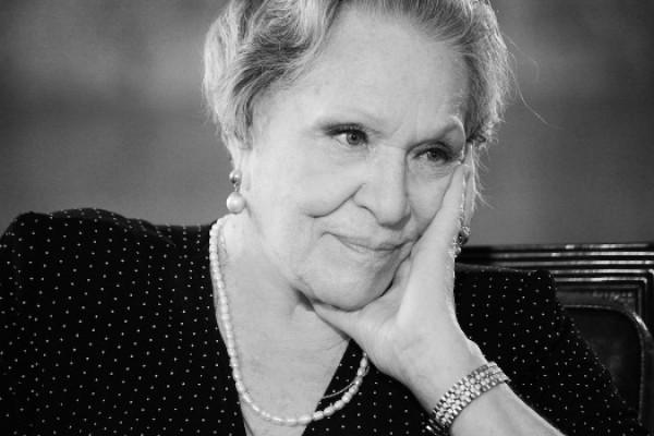 Римма Маркова скончалась 16 января