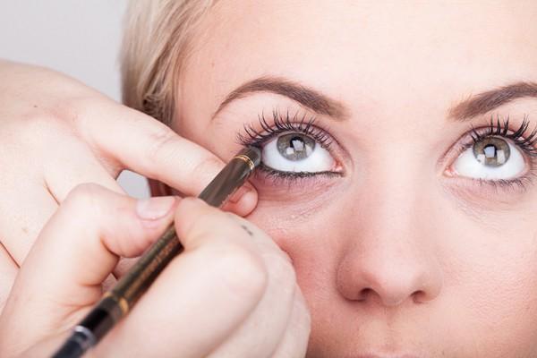 Яркий макияж мастер класс с фото #5