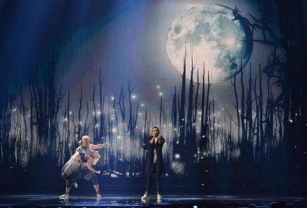 Евровидение 2015: Выступление Эруса Гусейнова (Азербайджан) во втором полуфинале