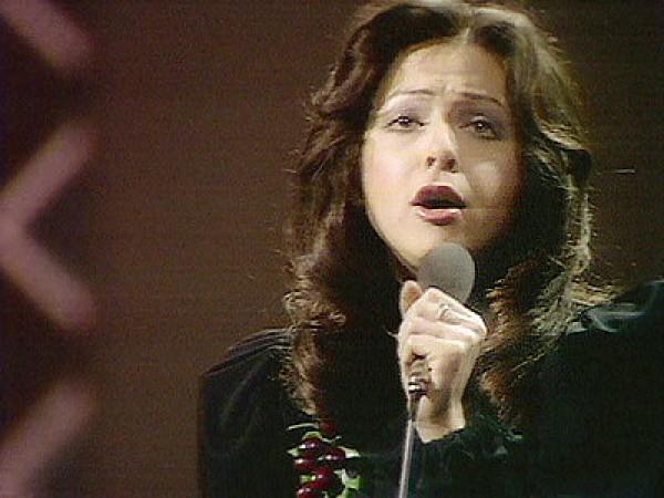 Вики Леандрос – победитель конкурса песни Евровидение 1972 года