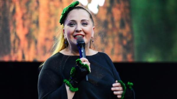 Грузинская певица Нино Катамадзе