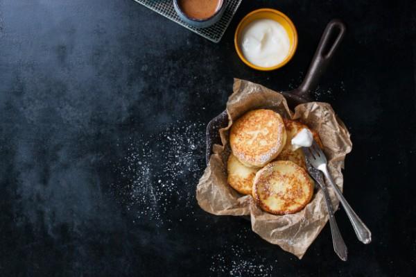 Сырники из творога: рецепт