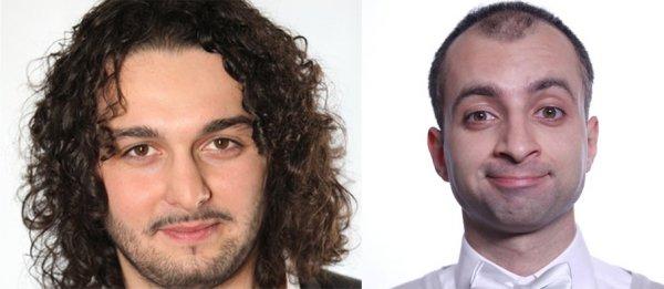 Дмитрий Иващенко и Роман Стоколос ответят на вопросы IVONA bigmir)net