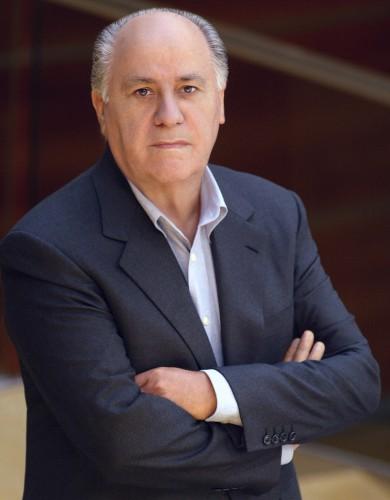 Амансио Ортега занял третье место в рейтинг богатейших людей планеты по версии Forbes