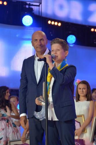 Победитель Детской Новой волны 2014 – Украина