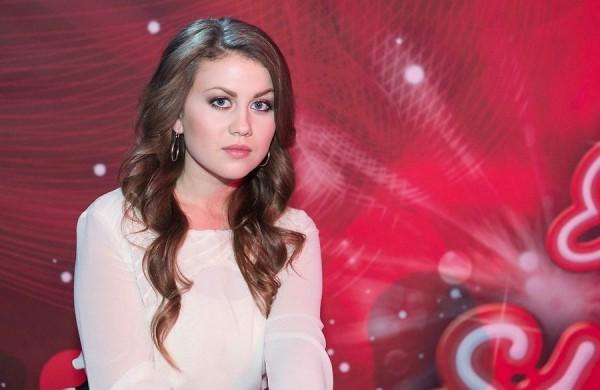 Эстонская певица Элина Борн