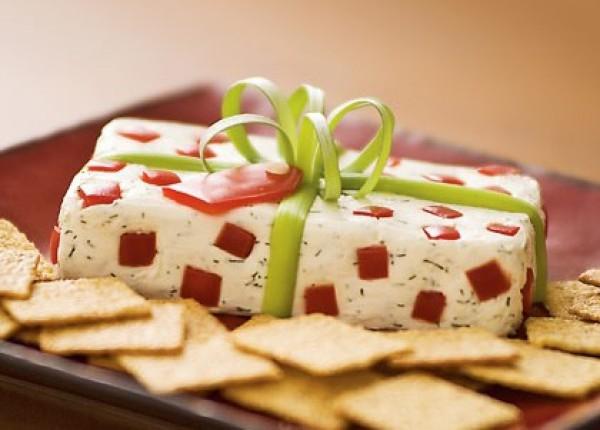 Рецепт                  Закуска Новогодний подарок