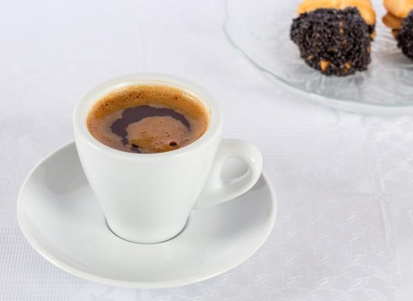 Греческий кофе в турке
