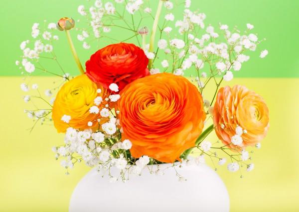 Есть быстрый способ заставить цветы раскрыться