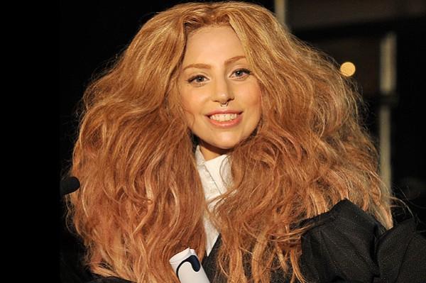 Lady GaGa показала интересное фото